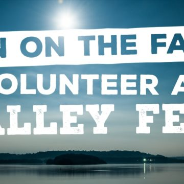 Join the volunteer team and help spread the sparkle!
