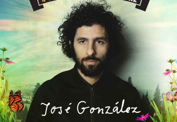 JOSE GONZALEZ ANNOUNCED FOR VALLEY FEST 2017