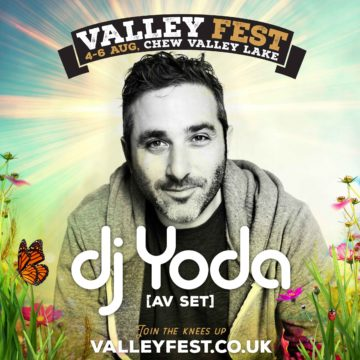 Fresh cuts from DJ Yoda at Valley Fest 17