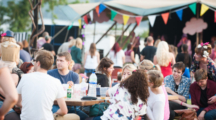Plenty to chew over at Valley Fest