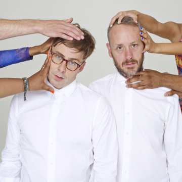 Basement Jaxx to headline on Friday