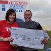 £14,479.15 raised for Teenage Cancer Trust