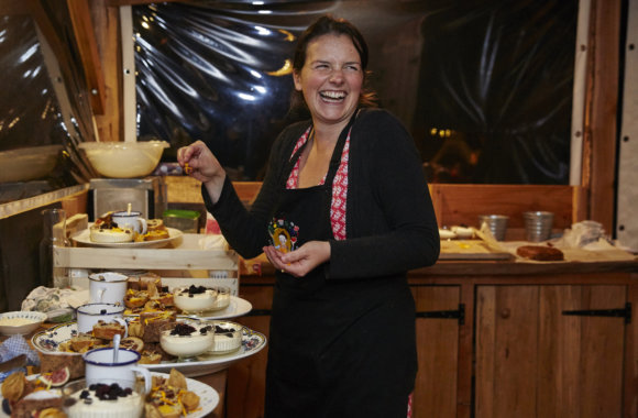 A kitchen catch up: The Free Range Chef