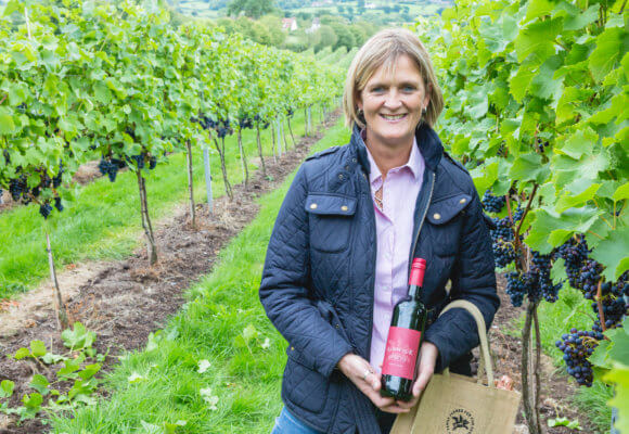 Our official wine partners: Aldwick Estate